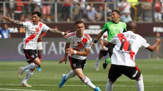 La dure réalité de River : le club doit  trouver 21 millions d'euros avant 2021 ! EFE/Paolo Aguilar