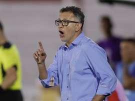 Osorio habló de los posibles escenarios tras el parón. EFE/Archivo