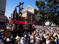 El Sevilla emitirá la Semana Santa 2018. EFE
