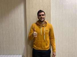 Álvaro Ampuero, en la frontera con el gran foco vírico de Irán. EFE