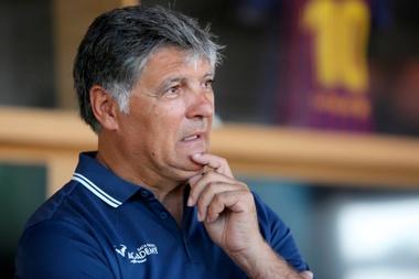 El entrenador y preparador físico español de tenis Antonio Nadal. EFE/ Alonso Cupul/Archivo
