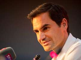 El tenista suizo, Roger Federer.EFE/EPA/NIC BOTHMA/Archivo