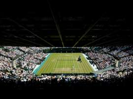 Vista general del All England Club de tenis durante el torneo de tenis de Wimbledon. EFE/Facundo Arrizabalaga/Archivo