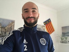 Pedro Tarancón juega en las Islas Feroe. EFE