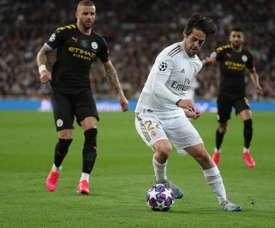 City a l'avantage au score ; le Real Madrid, l'avantage physique. EFE