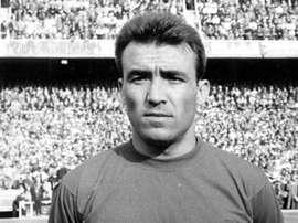 Luis del Sol brilló en el Betis, la Juve y el Real Madrid. EFE
