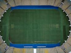 La CONMEBOL ya trabaja en la vuelta de las competiciones. EFE