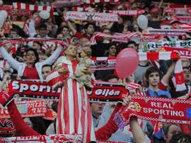 La Liga are aiming for full stadia in January. EFE