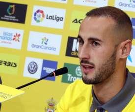 Gálvez explicó que en Catar la situación está más controlada que en España. EFE
