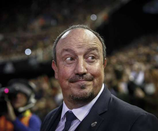 Rafa Benitez could return to Newcastle. EFE