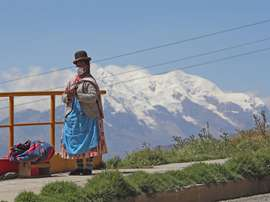 El fútbol boliviano, gran espejo en la pandemia. EFE