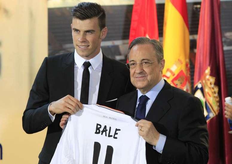 Bale podría haber tenido una historia distinta en el fútbol. EFE