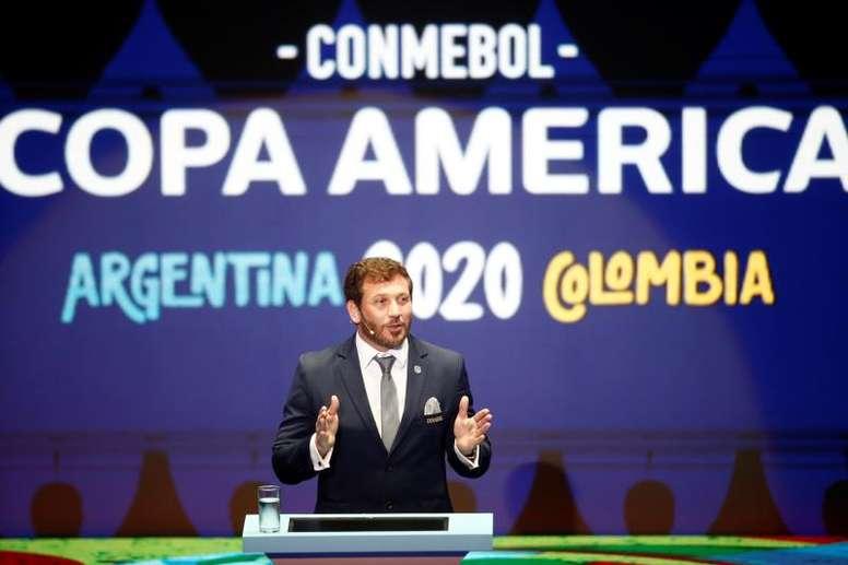 Ratificadas las fechas de la Copa América en 2021 y las eliminatorias del Mundial. EFE