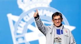 Fernando Vázquez está siendo de los mejores técnicos de la Liga. EFE