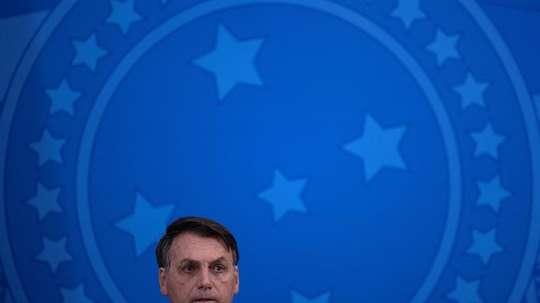 Bolsonaro aseguró que clubes de Brasil entrarán en quiebra. EFE/Archivo