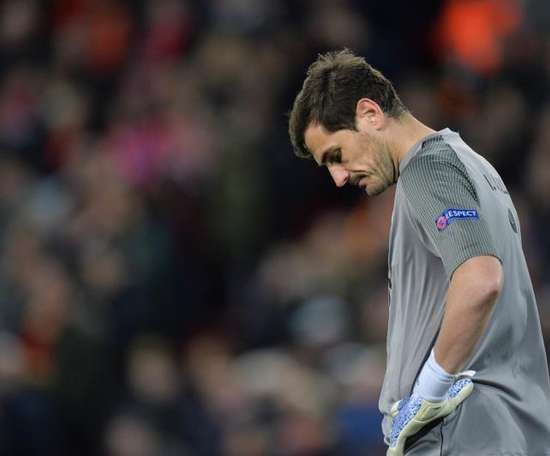 Casillas reveló su anécdota con Míchel. EFE