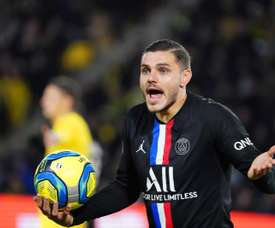 Details of Icardi's contract have been revealed. EFE