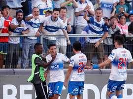 O Campeonato Chileno já tem data para voltar. EFE/Alberto Valdés