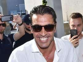 Buffon podría jugar el Mundial de Catar, según Cassano. EFE