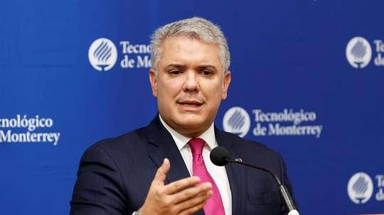 Colombia recula y descarta la vuelta del fútbol. EFE/Archivo