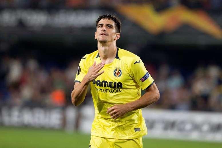 Gerard Moreno soma 16 gols nesta edição do Espanhol. EFE/Domenech Castelló/Arquivo