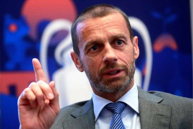 I nuovi provvedimenti dell'UEFA. EFE