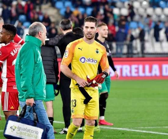 Belmadi nie s'être mis en contact avec Luca Zidane pour la sélection algérienne. EFE