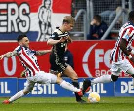 Llonch y Dalmau, cara y cruz en la Eredivisie. EFE