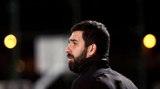 Arda Turan de retour au Galatasaray. EFE