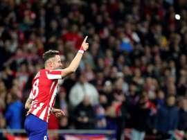 United revient à la charge pour Saúl. EFE