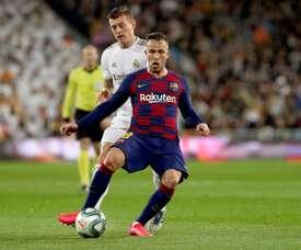 Arthur se rapproche finalement de la Juventus. AFP
