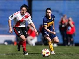 La Superliga femenina seguirá siendo profesional. EFE/Archivo