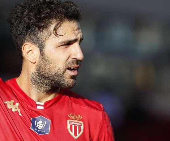 Cesc Fábregas could move to Qatar. EFE