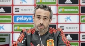 Jorge Vilda apuesta al máximo por el fútbol femenino. EFE