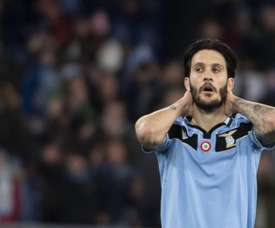 Luis Alberto looks set to leave Lazio in January. EFE