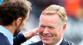 Ronald Koeman 'in a stable condition' following heart surgery. AFP