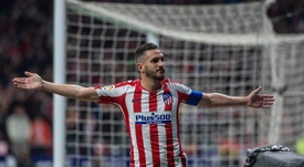 Koke confía en ver al Atlético campeón de la Champions. EFE