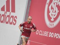 Inter y Gremio, los primeros en volver en Brasil. EFE/Ricardo Duarte