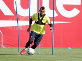 Vidal è stato accostato all'Inter Miami. EFE