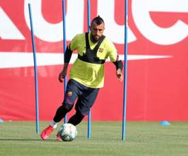 Vidal è stato accostato all'Inter Miami. EFE