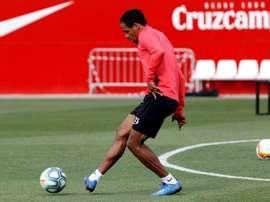 Fernando quiere la Supercopa. EFE/Archivo