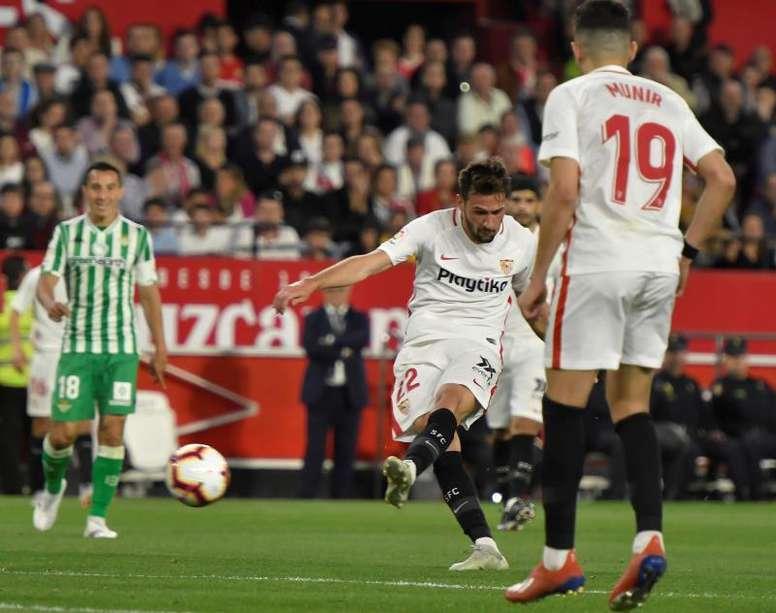 El calor en el sur de España será un problema para el fútbol. EFE/Archivo