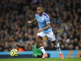 Sterling puso reparos a la vuelta del fútbol. EFE