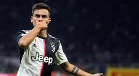 Juventus' bid to convince Dybala to stay. EFE