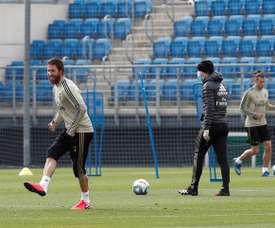 L'agent de Bale dément avoir reçu une offre de MLS. EFE