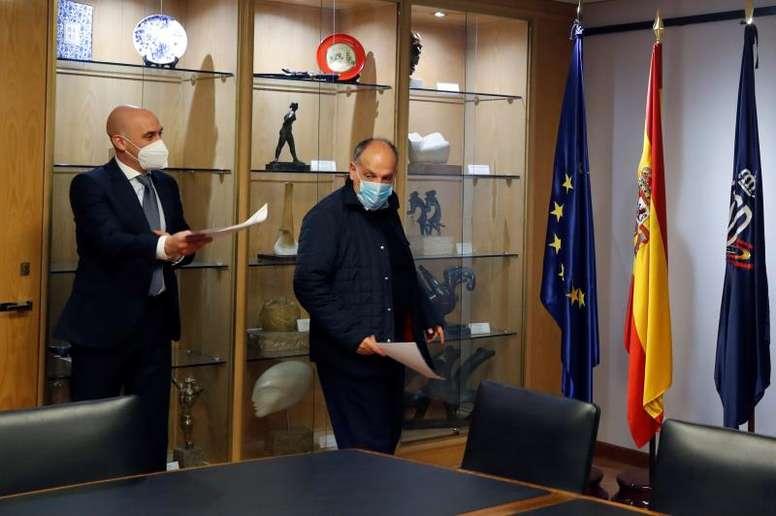 El juez contradice a la Audiencia Provincial de Madrid y al CSD. EFE