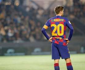 Man City have not thought about Sergi Roberto. EFE