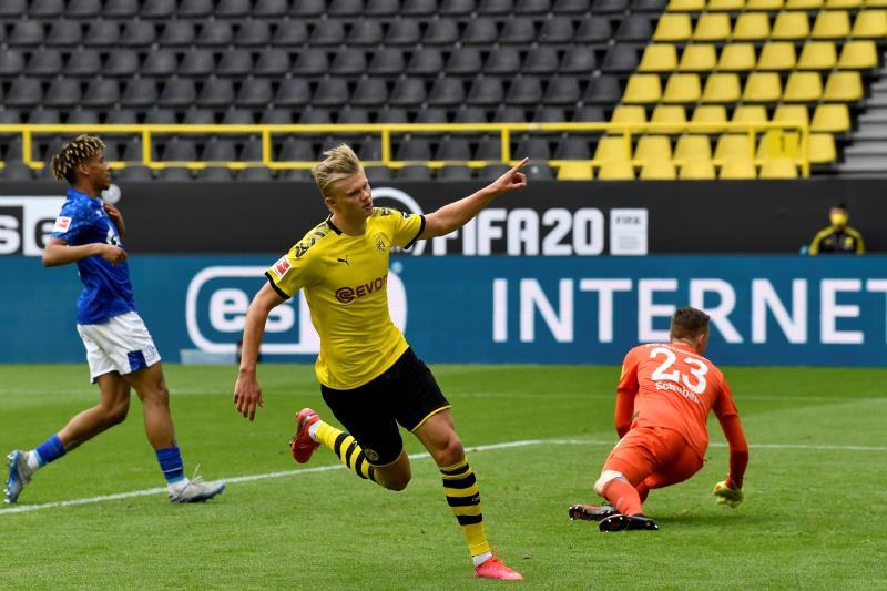 Allemagne: Le Borussia Dortmund régale déjà face à Schalke - Foot - ALL