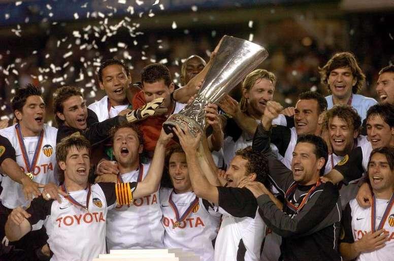 El mejor momento de la historia reciente del club. EFE