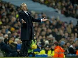 Buen gesto del equipo de Ancelotti. EFE